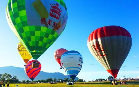 台東-熱氣球來回接送《台東市區與鹿野高台來回4人專車X1台》-預約